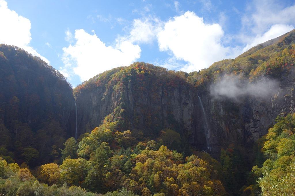 信州須坂米子大瀑布