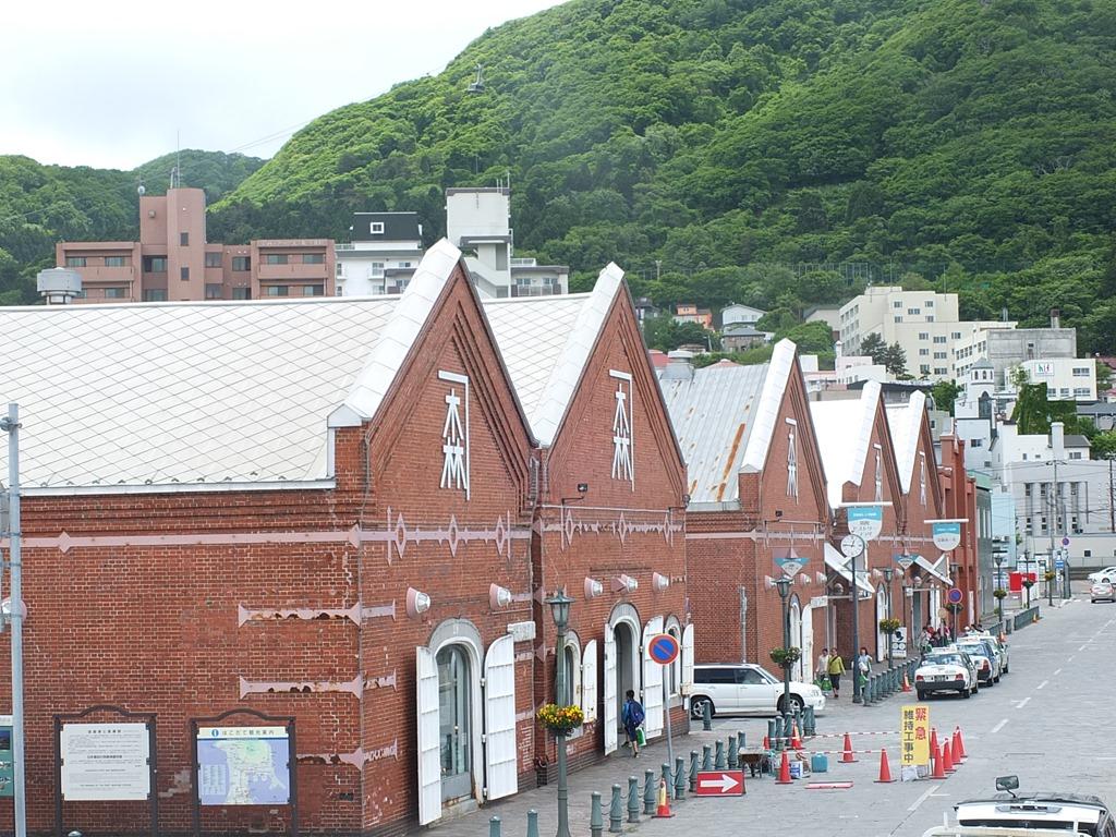 函館 札幌 小樽 余市 159