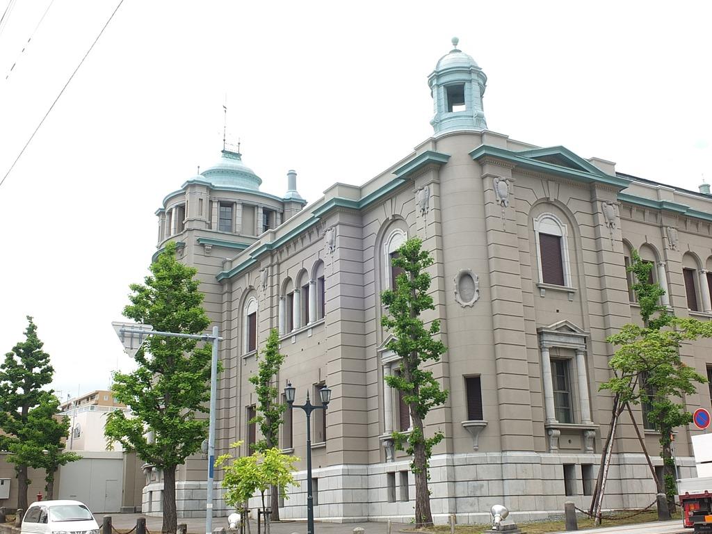 函館 札幌 小樽 余市 501